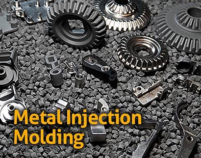 metal injecton molding ASH