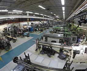 Roberts Automatics screw machining shop