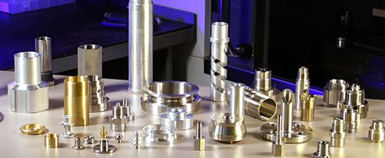 CNC Turning, Multi Spindle Machining & Swiss Machining at Roberts Automatics