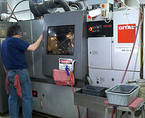 Roberts Automatics has expert machinists and skilled cnc programmers and machining people