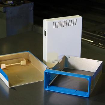 GP PRECISION Sheet metal sample boxes