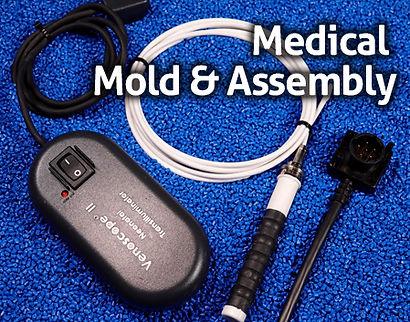 Medicl Moldig & Ovemolding & Assembly - ASH