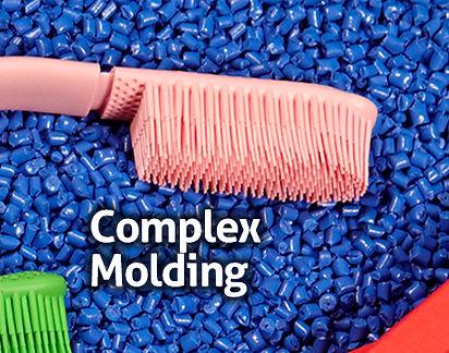 Complex molding supplier- ASH