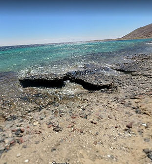 Salah Khaled google maps red sea from eg