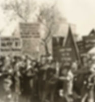 Workmen's Circle march - possibly 1934 i