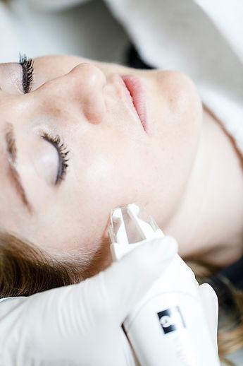 LPG_Face Behandlung