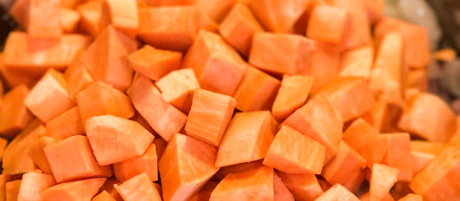 Hearty Sweet Potato Turkey Chili