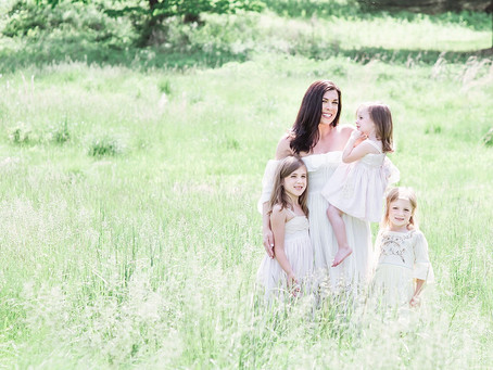 Motherhood Shoot with Abbie Franz Photography