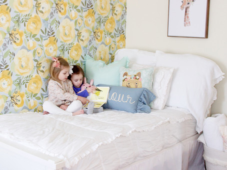 Liv & Laney's Room