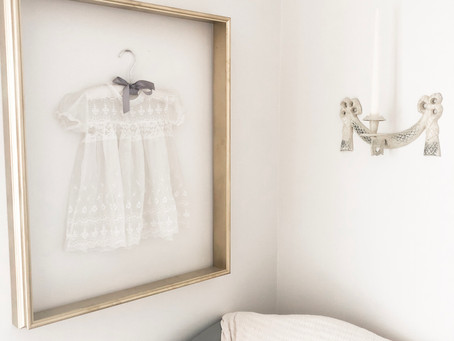 Neutral Chic Nursery On A Budget