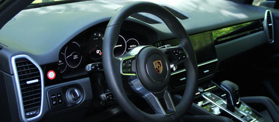 Weekend Test-Drive with Porsche Conshohocken