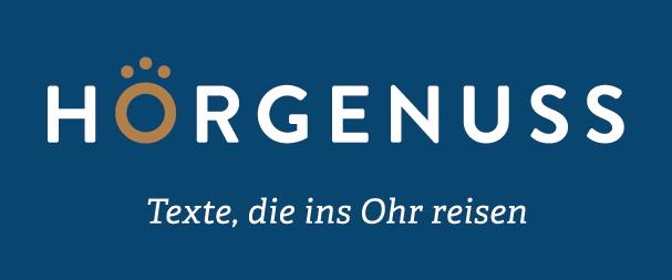 Logo und Caim Hörgenuss