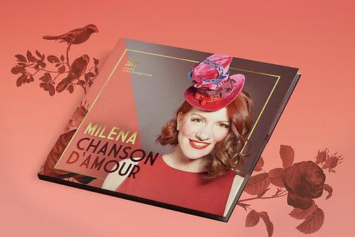 """CD """"Chanson d'Amour"""""""