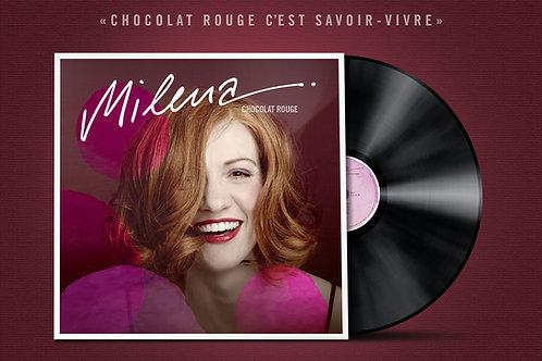 """LP """"Chocolat Rouge"""""""