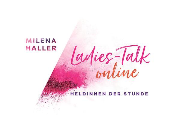 Logo Ladies-Talk online Heldinnen der St