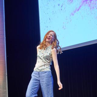 Milena Haller, Keynote ROUGE, KKL Luzern