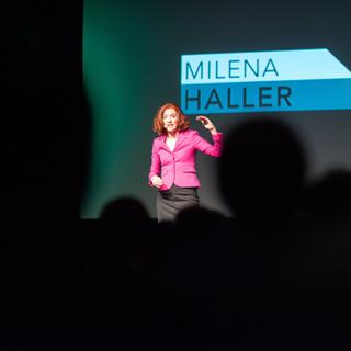 Milena Haller Denkwiese Gurten