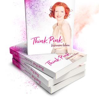 Buch Think Pink Milena Haller
