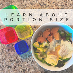 All About Portion Control