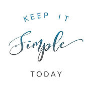 My daily intention_ •_•_Days can quickly