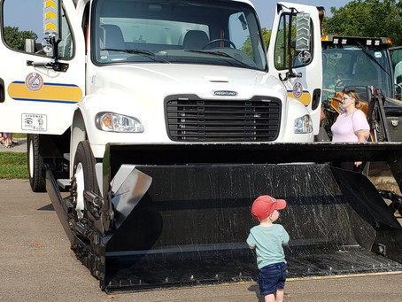 Touch A Truck at Greenmead