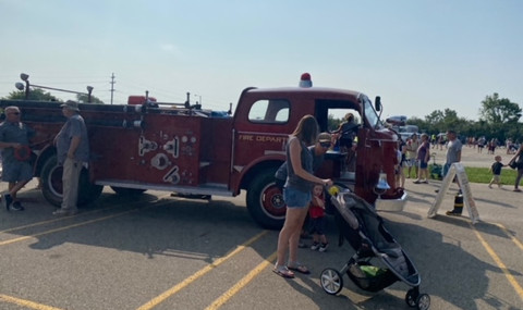 Touch A Truck 2021
