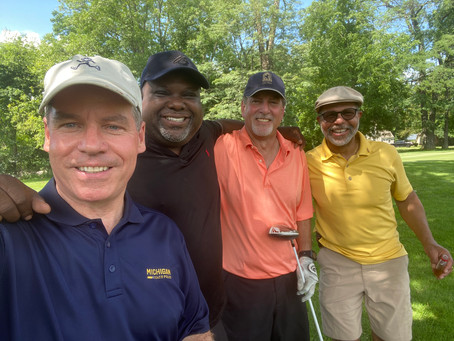 LAMR participates in District Governor's Golf Outing