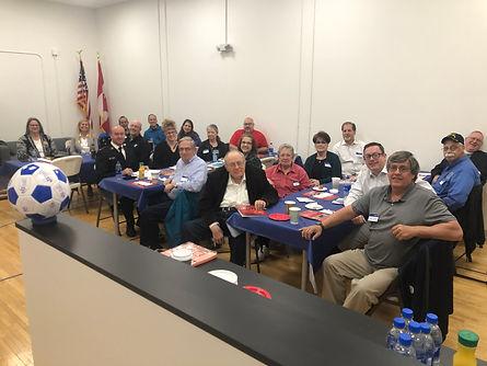 Livonia AM Rotary Club Members