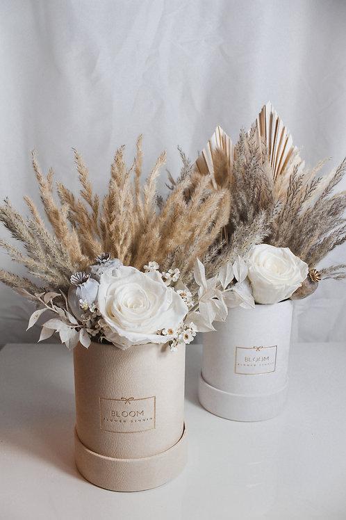 "Dried Flowers Box ""Palms"""