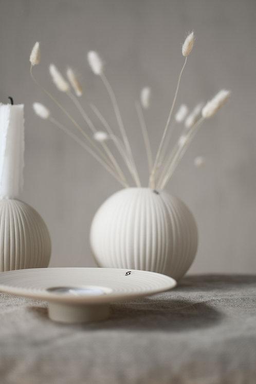 Storefactory Vase Vena - beige