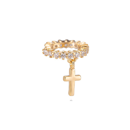 "Earcuff ""Cross"""