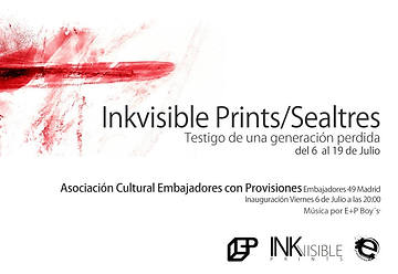 INKVISIBLE PRINTS / SEALTRES
