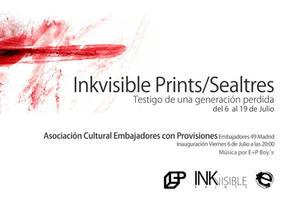 INKVISIBLE PRINTS / SEALTRES