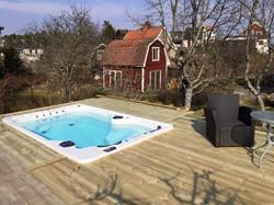 12fX AquaSport Swim Spa