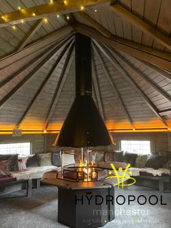 Luxury BBQ Interior