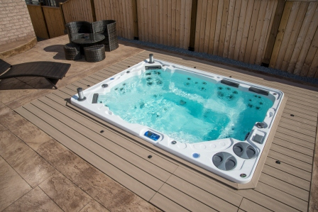 Hydropool Self Cleaning 1039