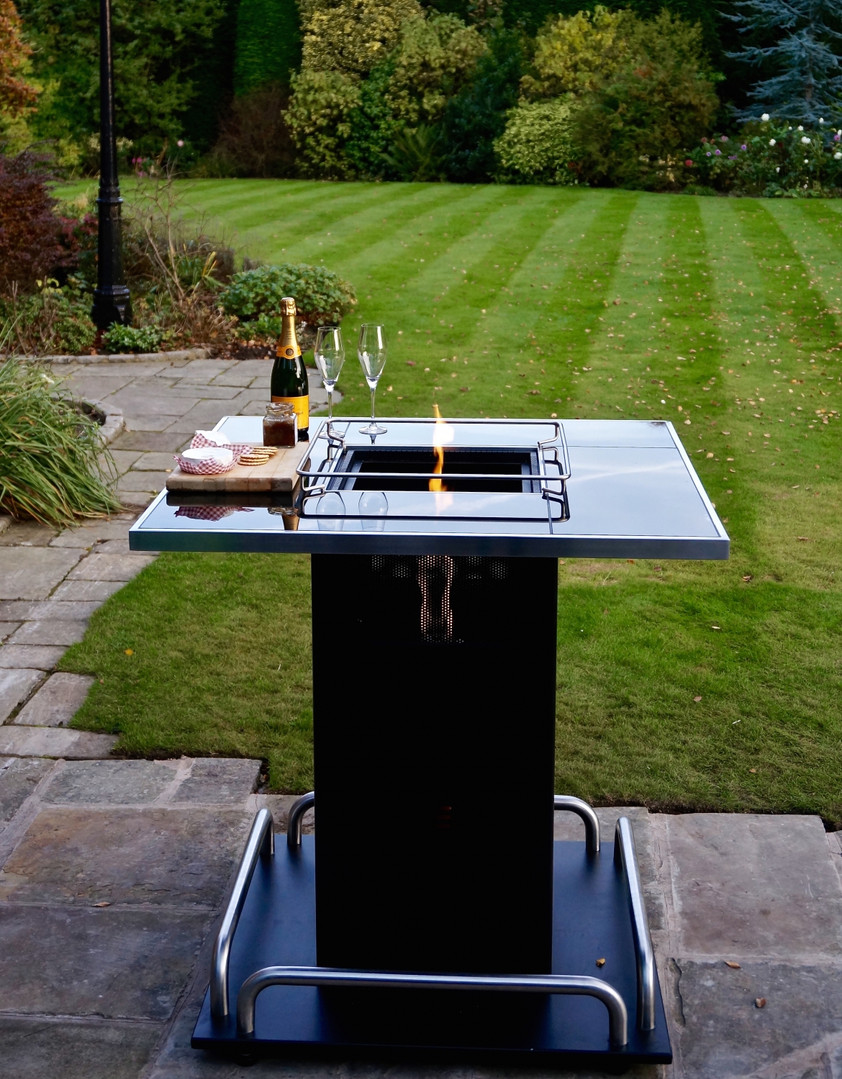 Fire n Ice Table Patio Heater