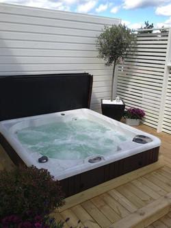 Hydropool Serenity 5SE Hot Tub