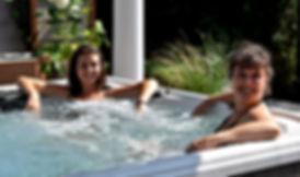 Hydropool Serenity hot tub