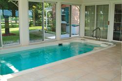 Hydropool 17fX Swim Spa