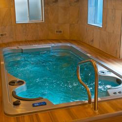 14fX AquaSport Swim Spa