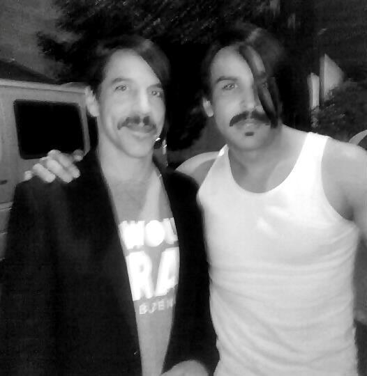 Anthony e Luiz Fernando em São Paulo 2011