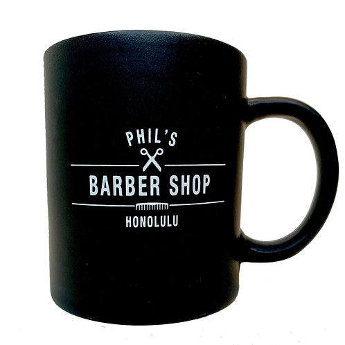 Phil's Barber Shop Coffee Mug