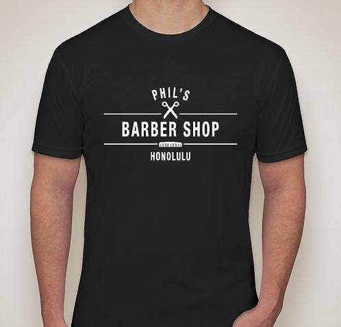 Phil's Barber Shop Crew Neck T-Shirt