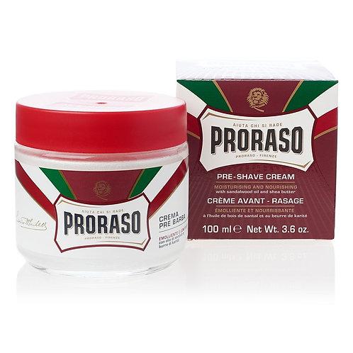 Pre-shaving Cream Nourish