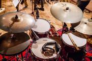 Jazz Drum Setup
