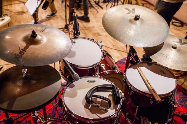 Jazz Kit Setup