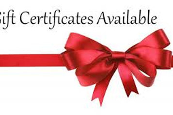 Gift Certificate for a Reiki Session for Pet or Person