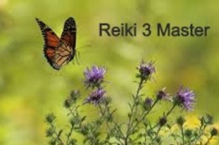 Reiki 3 Third Degree Master