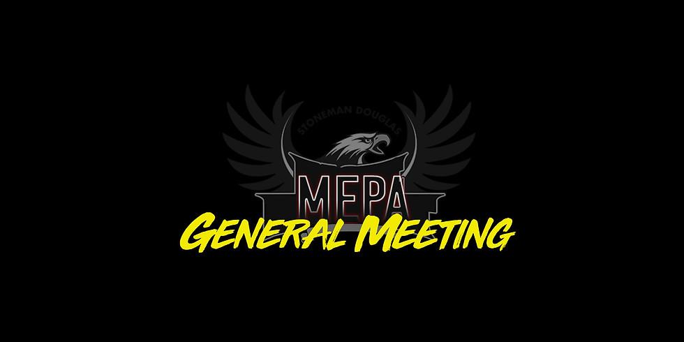 MEPA PARENT MEETING
